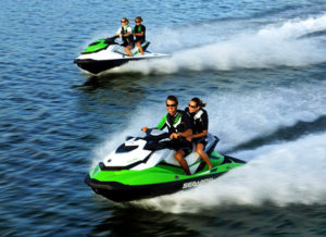 Traverse Bay Jet Ski Delivery