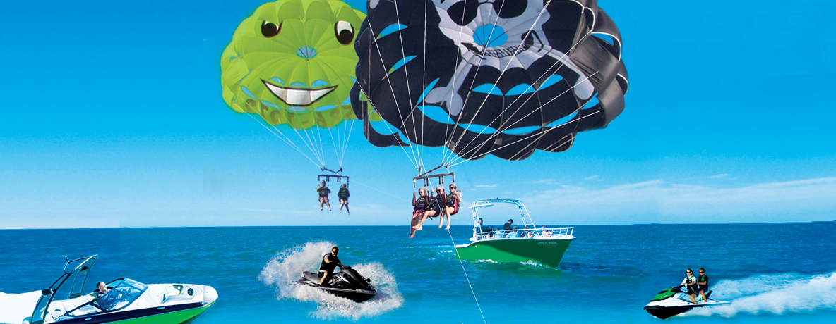 Traverse Bay Parasailing All Activities