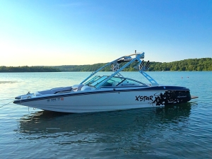 Traverse Bay Wakeboard Boat Delivery