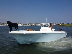 Traverse Bay Fishing Boat